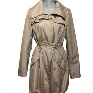Kenneth Cole utility windbreaker jacket raincoat